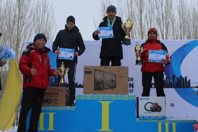 «Astana Winter Marathon» жеңімпаздары анықталды
