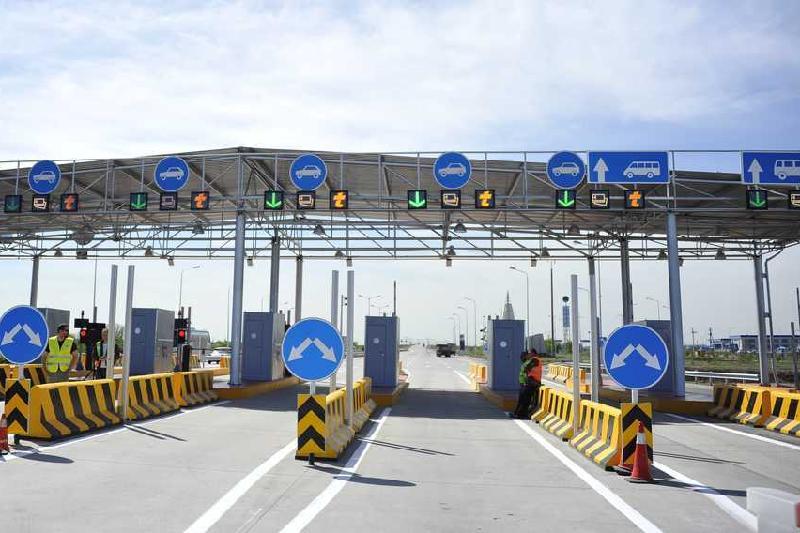 500 км автодорог станут платными в 2018 году