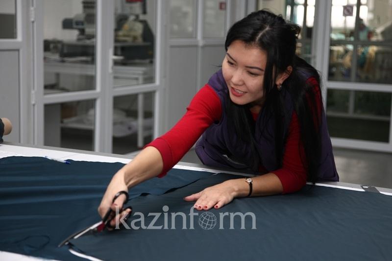 Қазақстандық кәсіпорын Өзбекстан мен Беларуське мата экспорттамақ