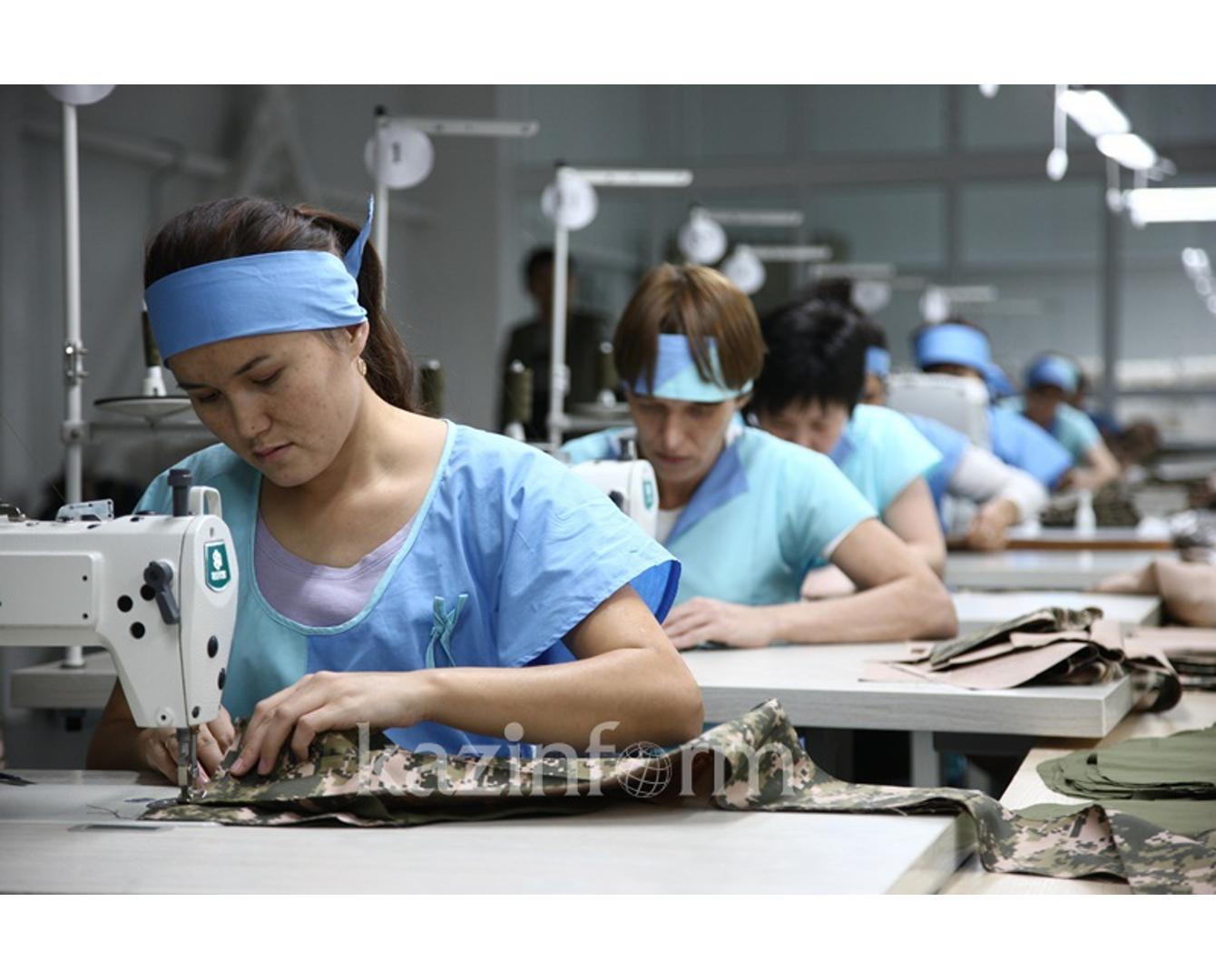 Казахстанский консорциум предприятий легкой промышленности пополнился 13 компаниями