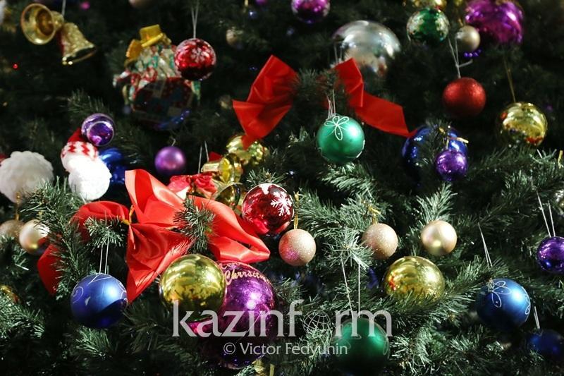О новогодних желаниях казахстанцев рассказал Нурсултан Назарбаев
