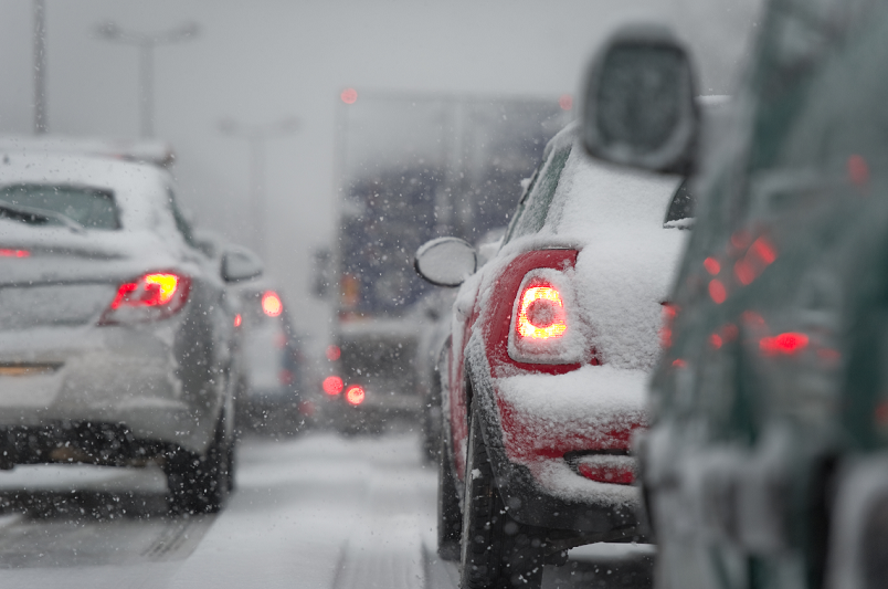 Kazakhstan weather forecast; Fog, ice, strong winds across the country on Tuesday