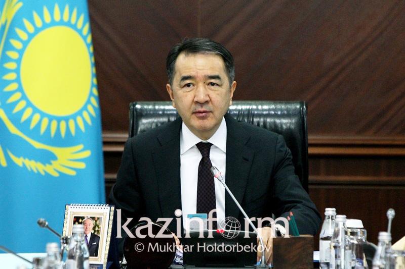 Премьер-Министр ЭКСПО бойынша жол картасына өзгеріс енгізуді тапсырды