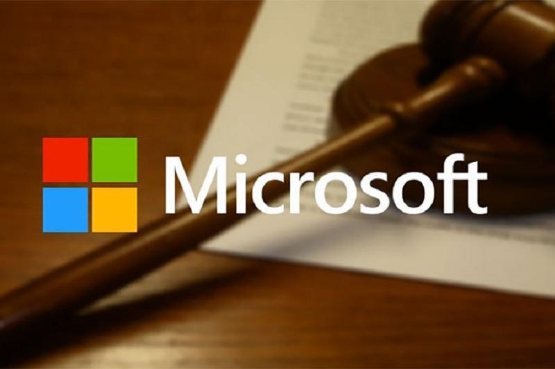 Лицензияланбаған Microsoft бағдарламасын заңсыз сатып келген кәсіпкер сотталды