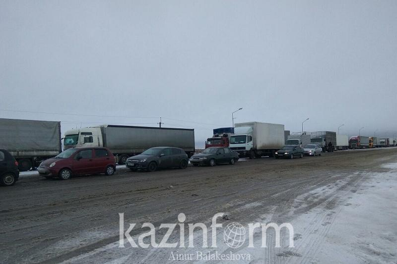 40 человек эвакуированы с дорог Акмолинской области