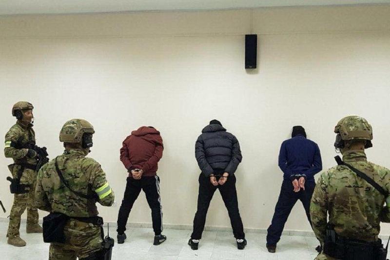 Alleged terrorist recruiters detained in Astana