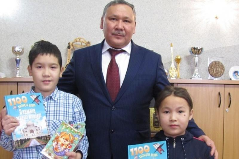 На Президентскую елку в Кремле поедут дети-герои из Акмолинской области