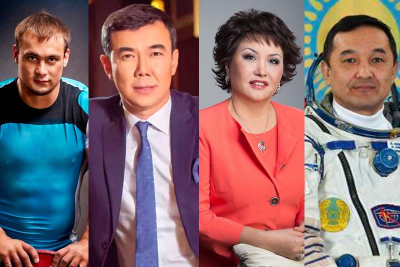 Димаштың даңқы, ғарыш  - 2017 жыл танымал қазақстандықтардың есінде несімен қалды
