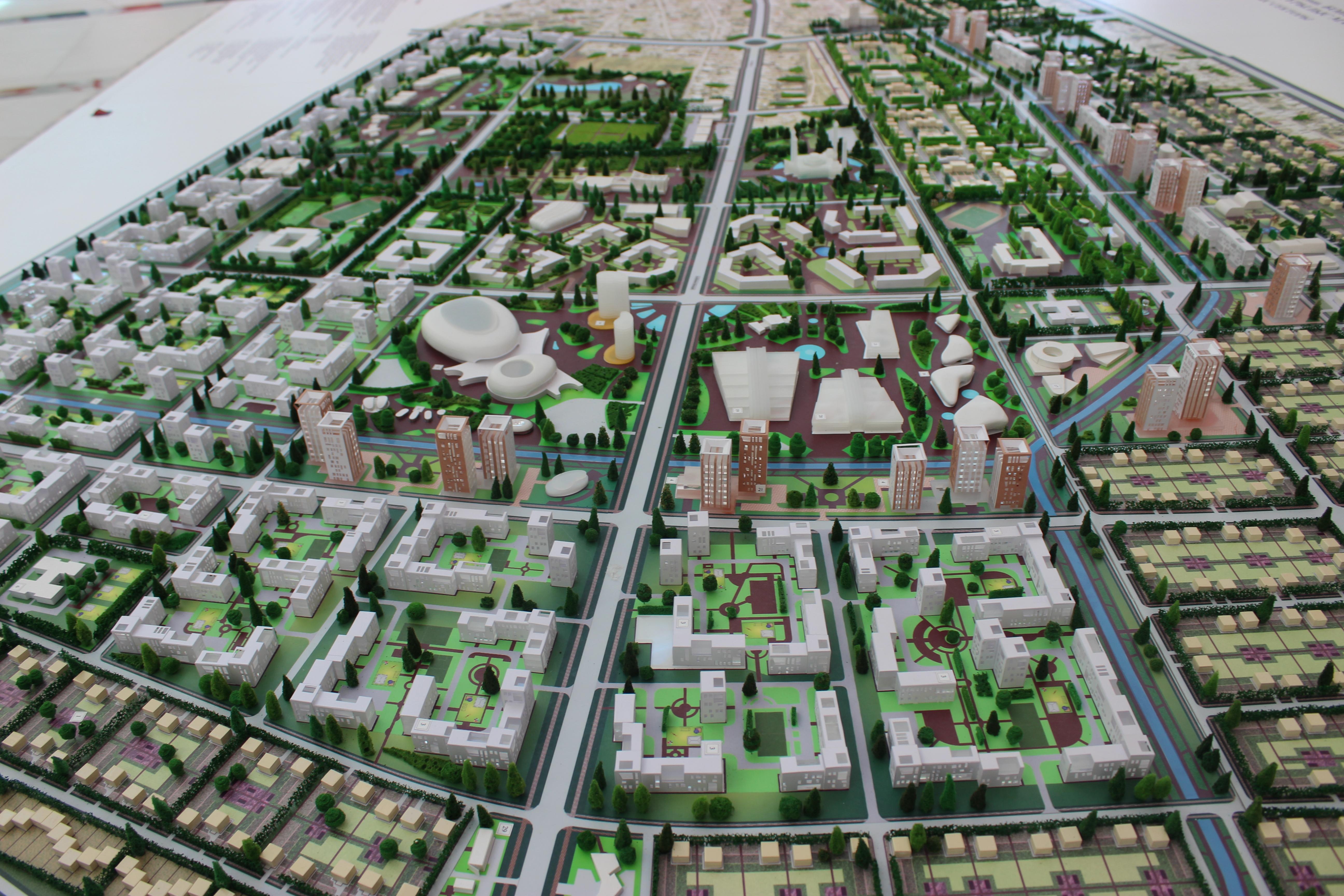 13 новых объектов открылись в Жамбылской области ко Дню Конституции