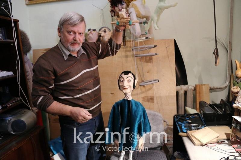 Один день из жизни столичного театра кукол
