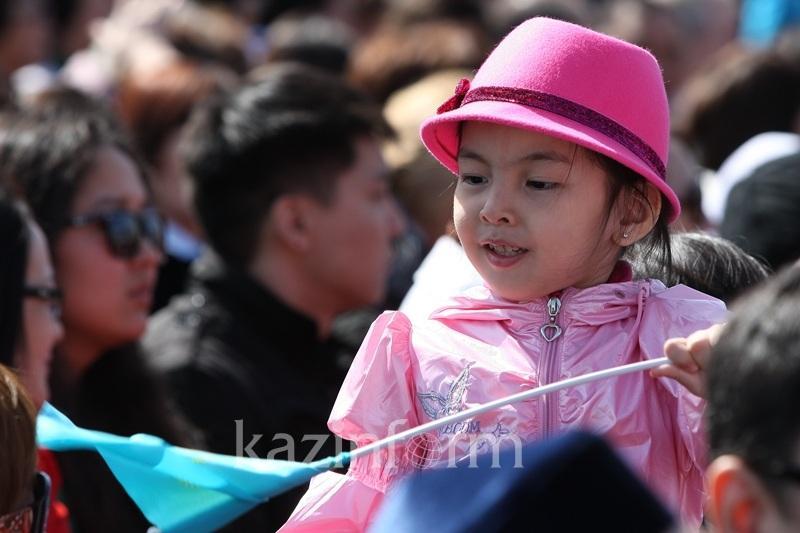 Естественный прирост населения Южного Казахстана снизился на 5%