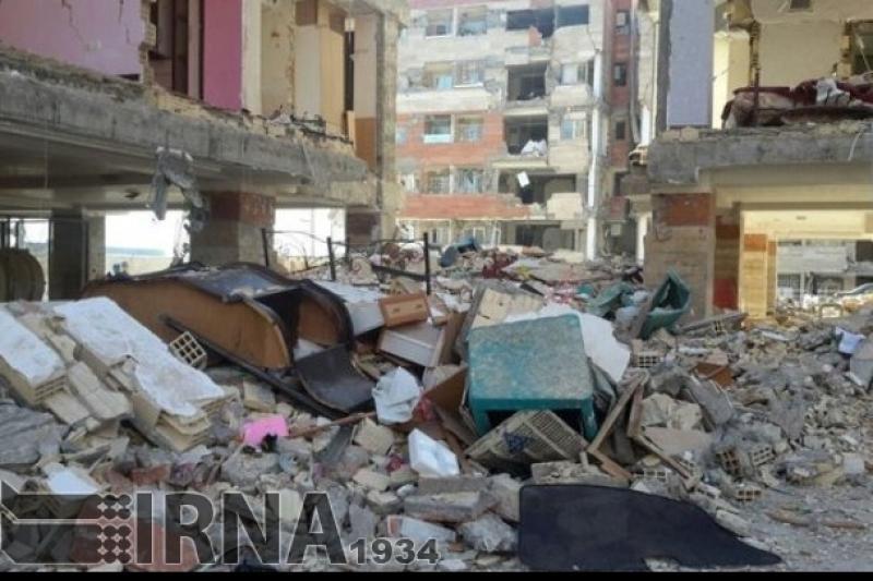 Более 50 человек пострадали при землетрясении в Иране