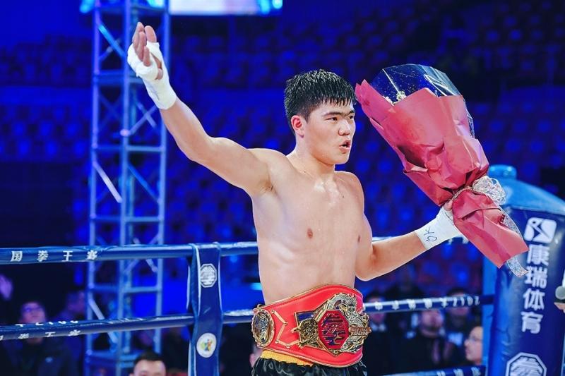 Қазақ боксшысы Қытай ұлттық құрамасына қабылданды
