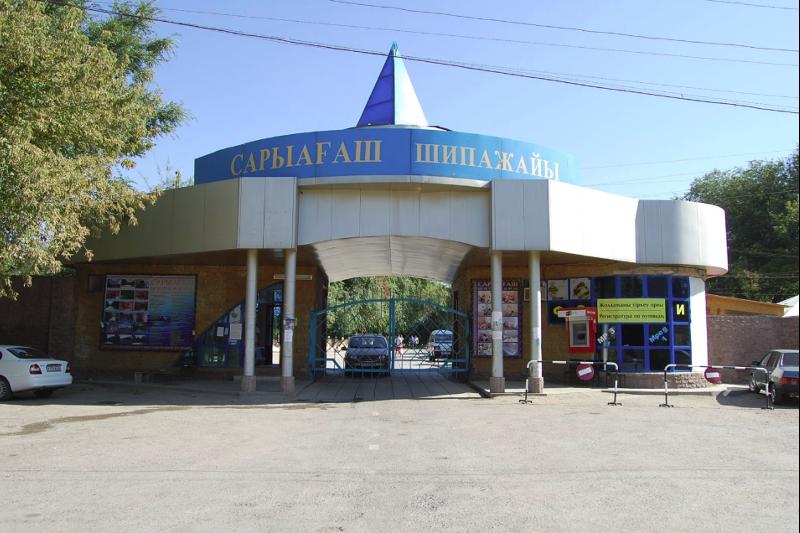 Санаторий «Сарыагаш» пустят с молотка