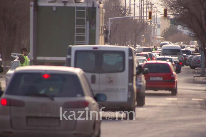 Изменилось движение по улице Ташенова в Астане