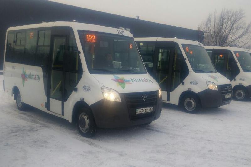 Алматыда шалғай аудандардан орталыққа жаңа автобус бағыты ашылды
