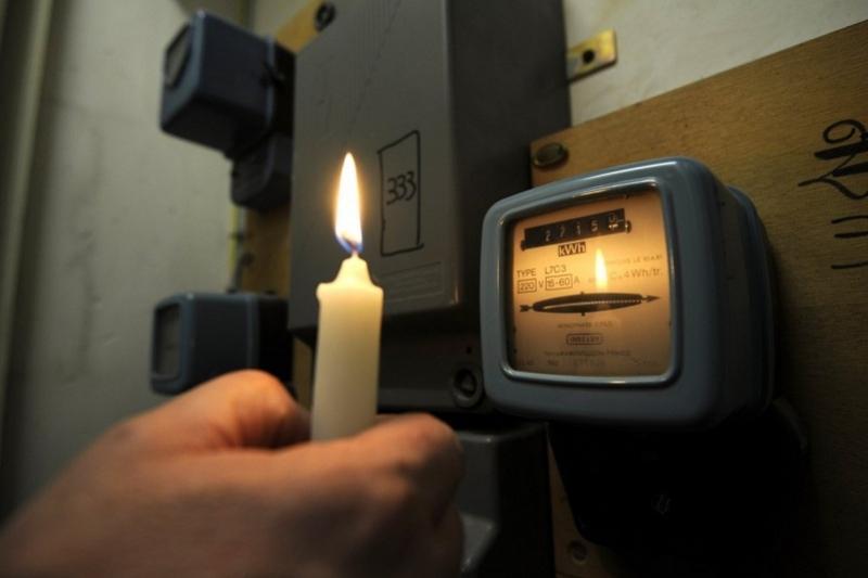 168 отключений света произошло в Павлодарской области из-за сильного ветра