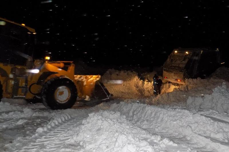 Более 180 человек спасли на дорогах Павлодарской области