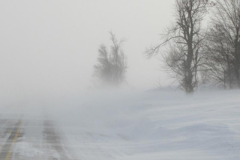 Мужчина замерз насмерть в метель в Акмолинской области