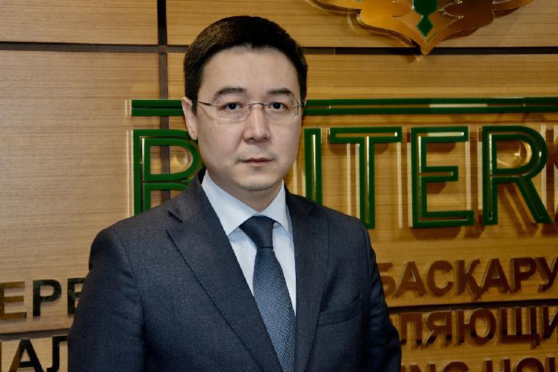 Baiterek Holding names new Deputy CEO