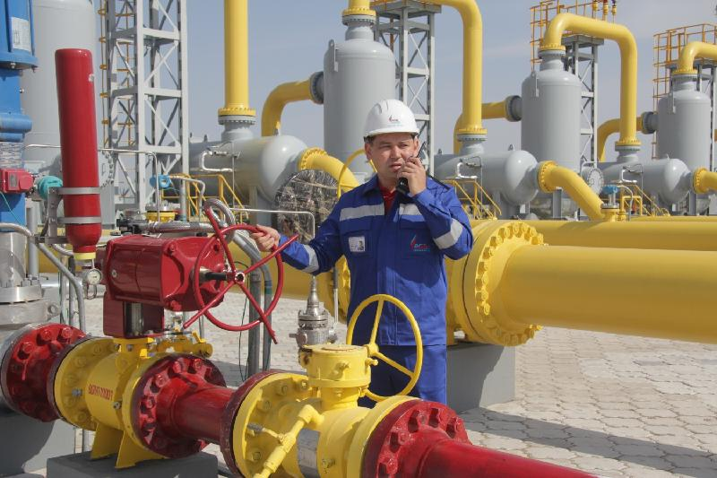 Kazakhstan to raise annual gas exports to China to 10B cu.m.