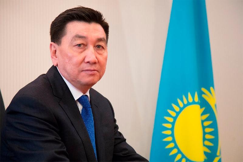 Алик Айдарбаев назначен заместителем председателя правления ФНБ «Самрук-Казына»