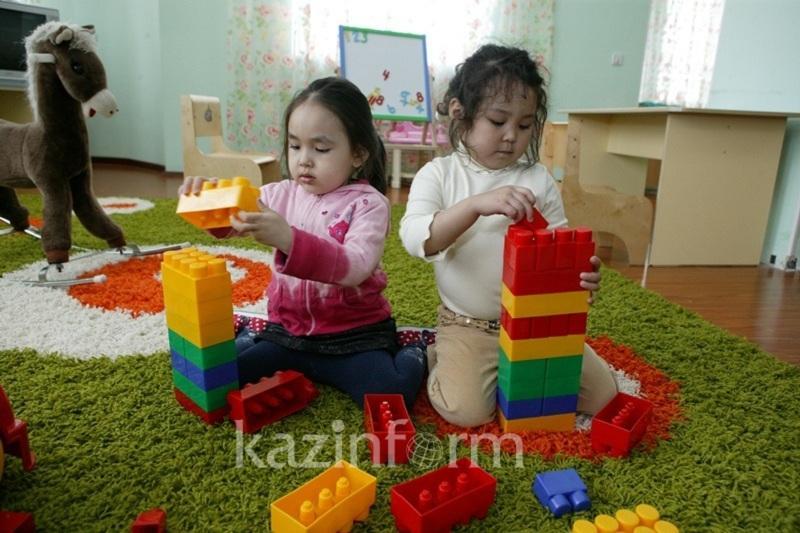 За счет частных средств в Казахстане открыто более 2 тысяч детсадов