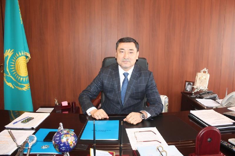 Алматы облысының Жер қатынастары басқармасына жаңа басшы келді