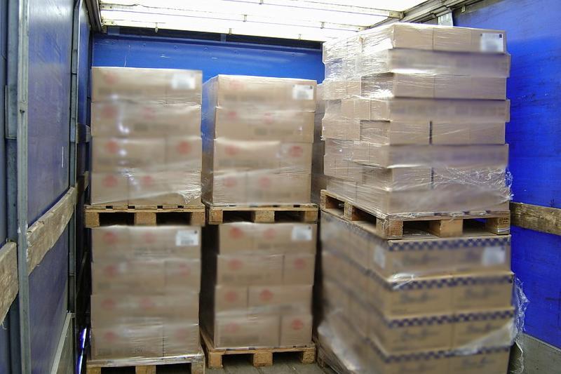 Қазақстан-Қытай шекарасында құны 60 млн теңгенің контрабандалық заты тәркіленді