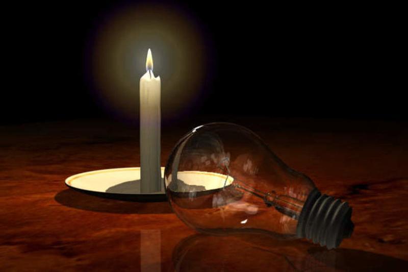 Левобережная половина Атырау осталась без электроэнергии