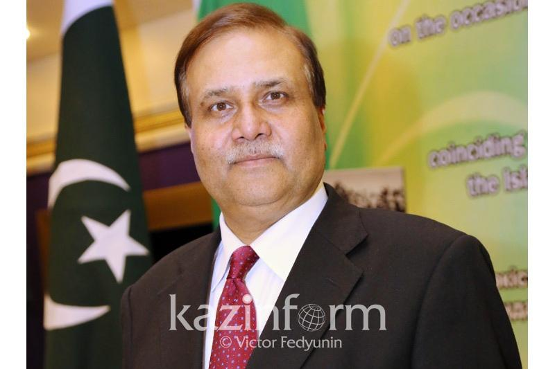 Nazarbayev's economic vision is far-sighted and pragmatic - Pakistani envoy