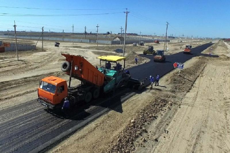 Дорожное строительство контролирует общественность Атырау