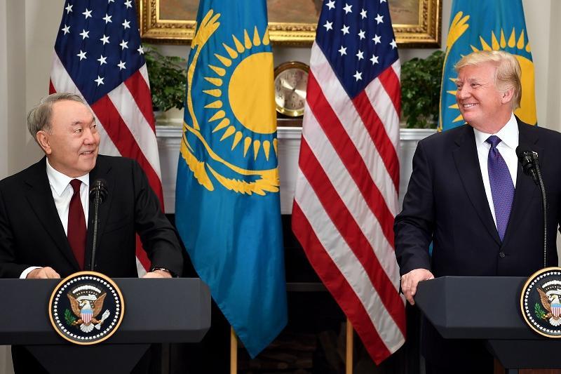 Нұрсұлтан Назарбаев Трамптан С5+1 форматымен ынтымақтастықты жалғастыруды өтінді