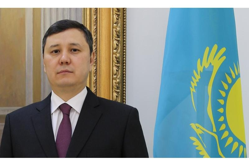 New Consul of Kazakhstan in Moscow appointed