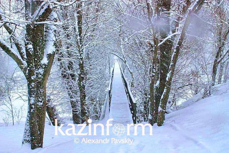 Будут ли крещенские морозы в Алматы