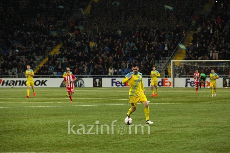 Обучать профессии тренера по футболу будут в Казахстане