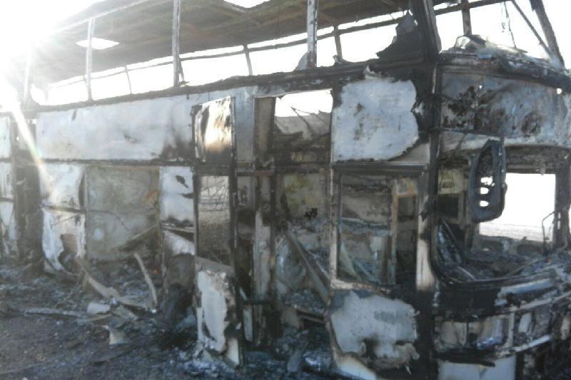 Автобус, в котором погибли 52 гражданина Узбекистана, был технически неисправен - МВД РК