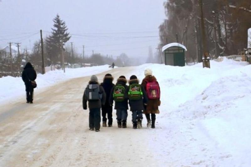 Алматы облысының бастауыш сынып оқушыларына сабақ болмайды