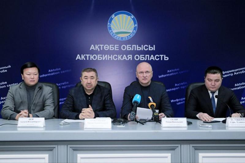 Предварительную причину пожара в автобусе в Актюбинской области озвучили в МВД РК