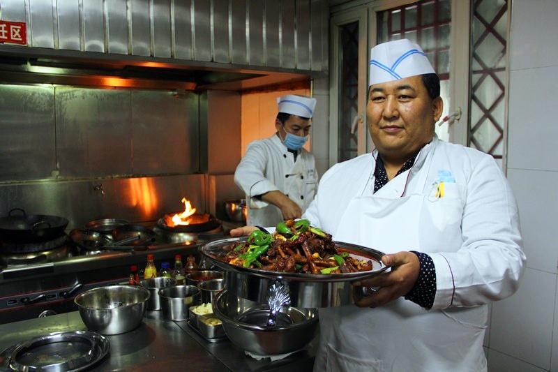 Фоторепортаж из Синьцзяна