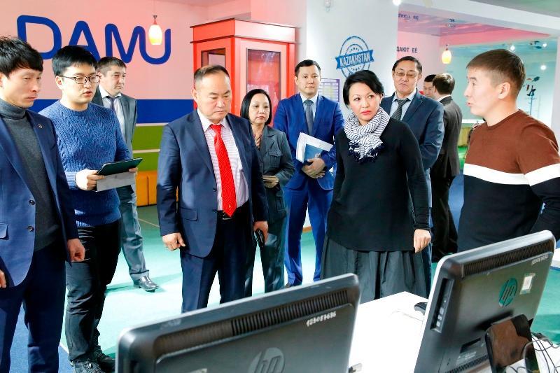 Бакалавров по таеквондо будет готовить университет Павлодара