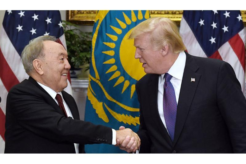 Nazarbayev's visit to U.S. signifies «enhanced» partnership between the countries - Alice Wells