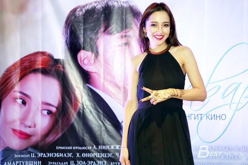 Девушка-казашка сыграла главную роль в фильме в Монголии - обзор зарубежных казахоязычных СМИ