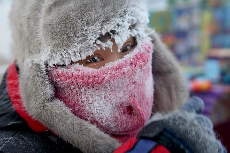 Ақмола облысы: Қатты аязға байланысты ертең де барлық сыныптарда сабақ болмайды