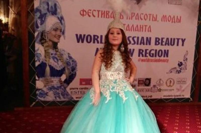 Көкшетаулық қыз Ресейдің ең талантты әрі сұлу әншісі атанды