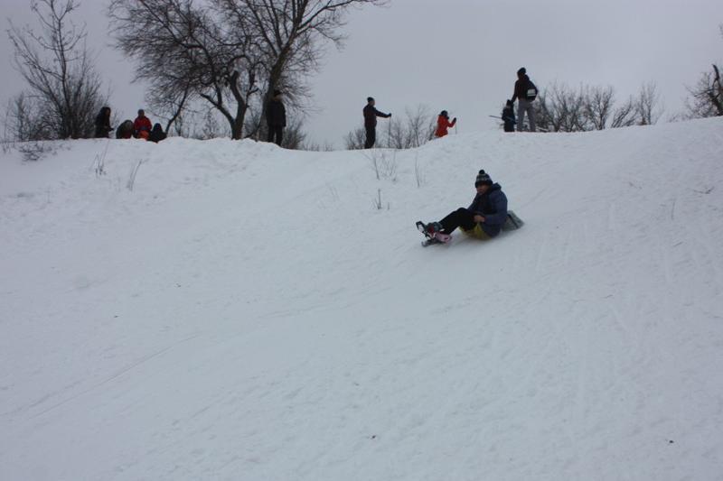 Бесплатные зимние развлечения Уральска