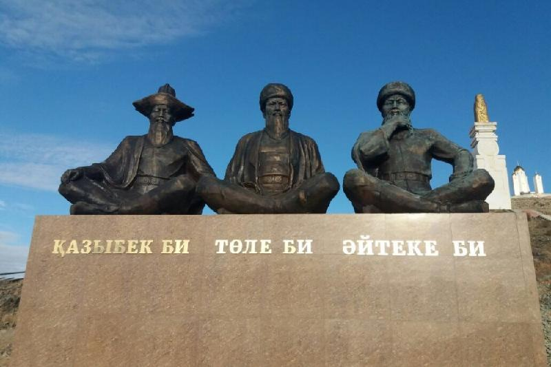 В честь казахских биев намерены переименовать улицы в Акмолинской области