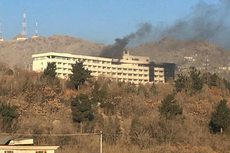 Kazakh man dies in Kabul terrorist attack