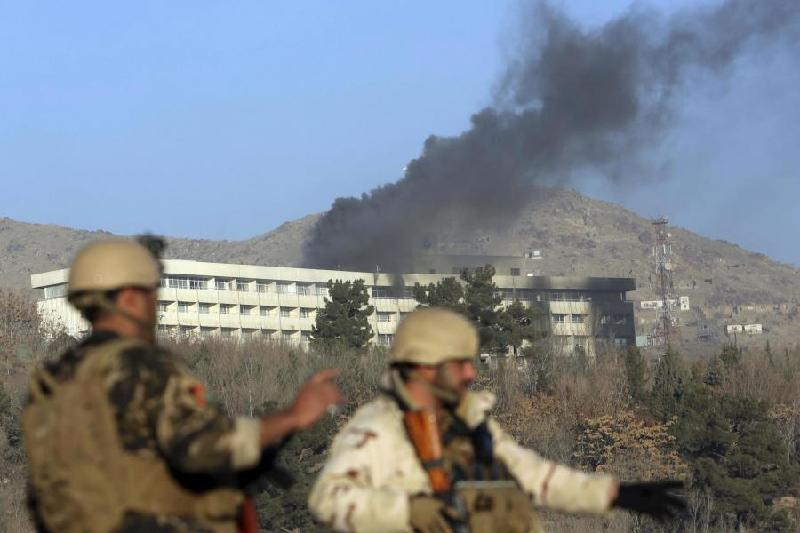 Foreign Office condemns Kabul terrorist attack
