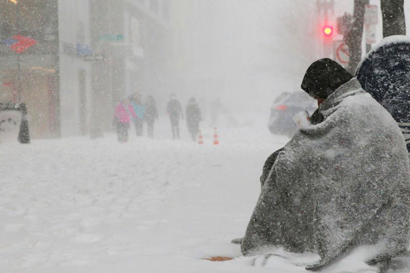 Несколько человек насмерть замерзли в Акмолинской области